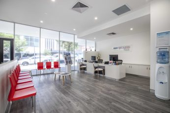 1300 Smiles Tenancy & Residential Fitout