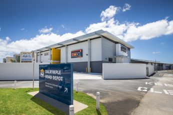 Townsville Local Disaster Coordination Centre (LDCC)